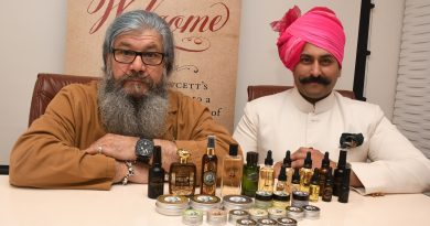 Captain Fawcett-Leaders in Men's Grooming products and The Jodhpur Company- A London based Men's traditional Clothing & Accessories brand