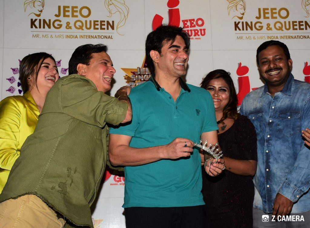Arbaaz Khan, Lalit Pandit, Kainaat Arora and Stars Launch