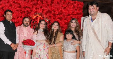 Mohit Bharatiya ' hosts Grand Engagement ceremony for his brother in law Rishabh with Ridhima