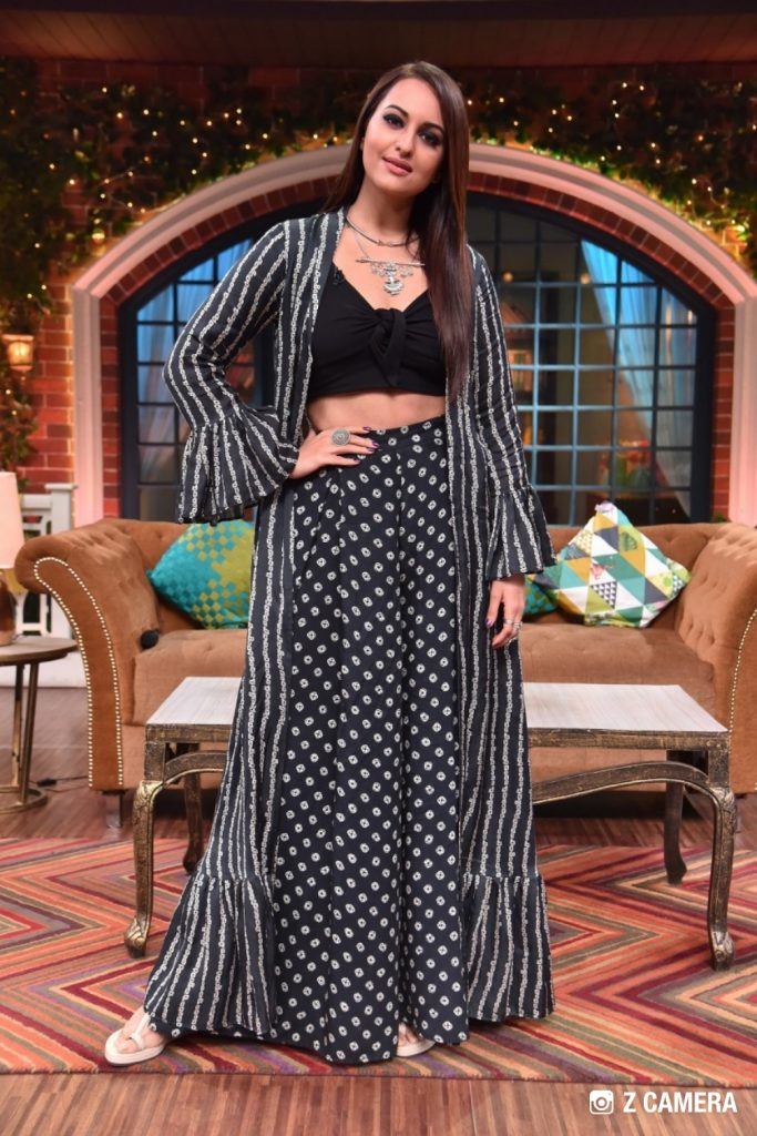 These are the actors Sonakshi considers are style icons, revealed on