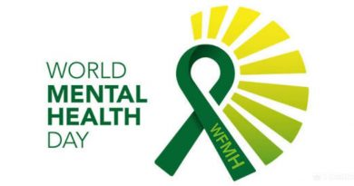 ON WORLD MENTAL HEALTH DAY, MUSIC FOR MENTAL HEALTH
