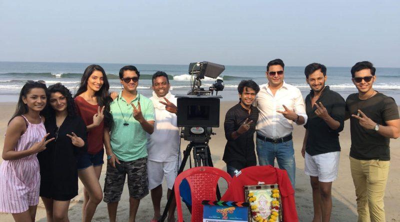 "THE FILM ""TAKATAK 2"" SHOOTING STARTS WITH A MAHURAT ON GUDI PADWA"