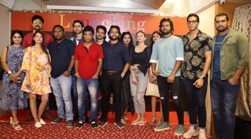 Grand launch of Neeraj Singh and Shraddha Srivastava's OTT platform Waft in Mumbai